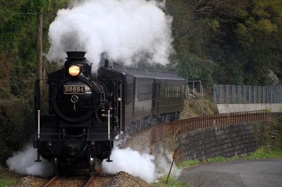 SL人吉列車